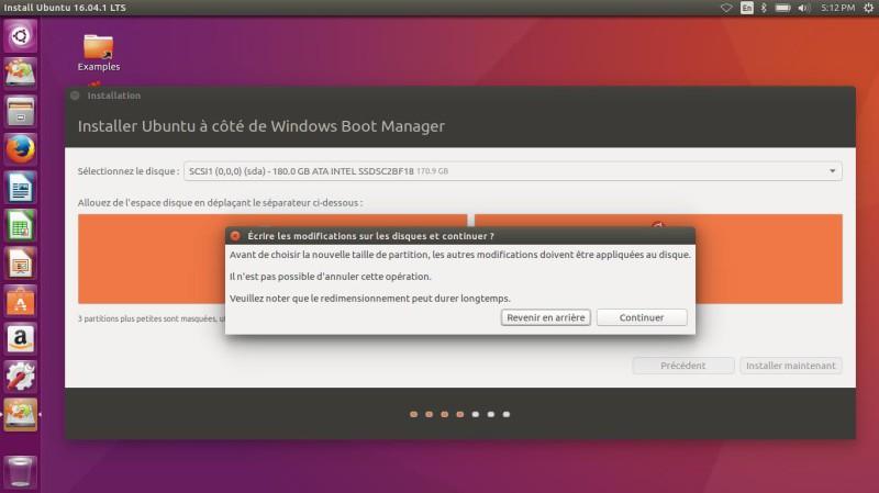 Cómo instalar Ubuntu Linux 16.04 LTS junto a Windows 10 UEFI GPT 12