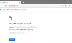 Google Chrome comprueba las advertencias en sitios con URL engañosas