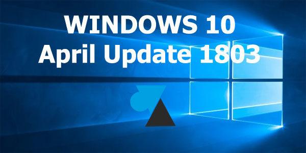 Crear una llave USB para instalar Windows 10 April Update (1803) 1