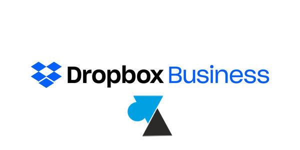 Dropbox Business: asignar una cuenta a otra persona 1
