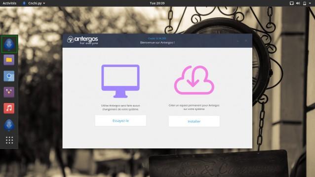 Instala Antergos 17.10 y elige tu entorno de escritorio 1