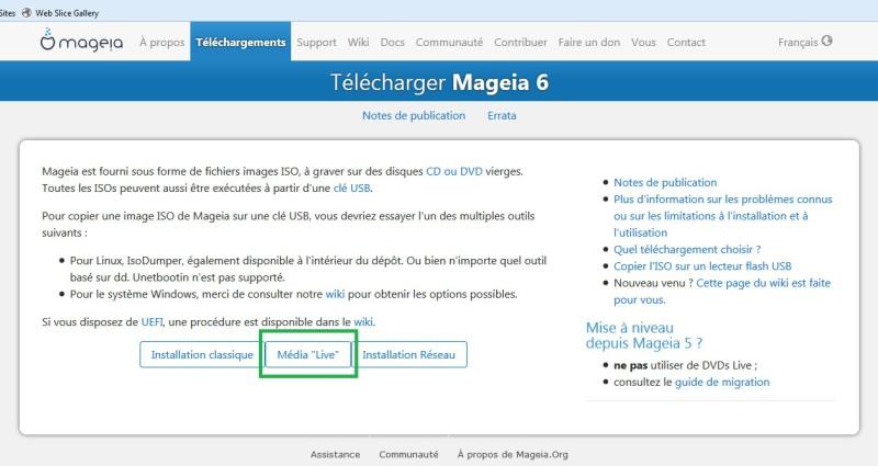 La versión final de Mageia 6 será probada en francés 1