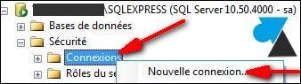 Crear un usuario de sólo lectura en SQL Server 2