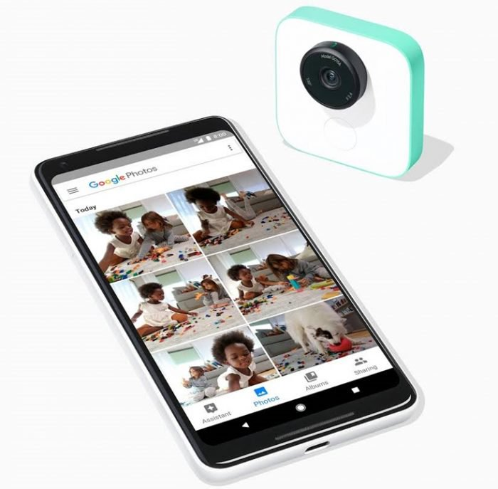 Comienza a venderse la cámara de Google que toma fotos sola utilizando la IA 2