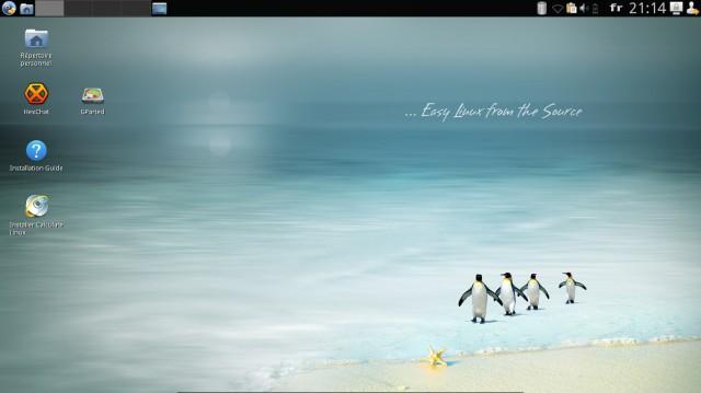 Calcule una nueva versión de Linux que no debe perderse 1