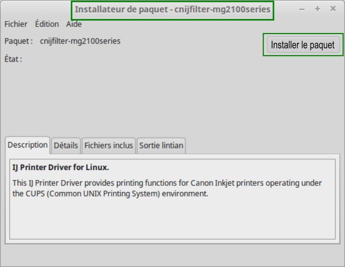 Cómo instalar una impresora en Linux 8
