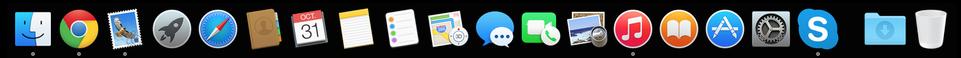 Cómo activar una base 3D para Mac OS X Yosemite 5