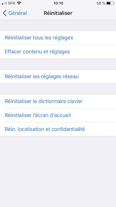 iOS 11 Instalación propia: Instrucciones de uso 4