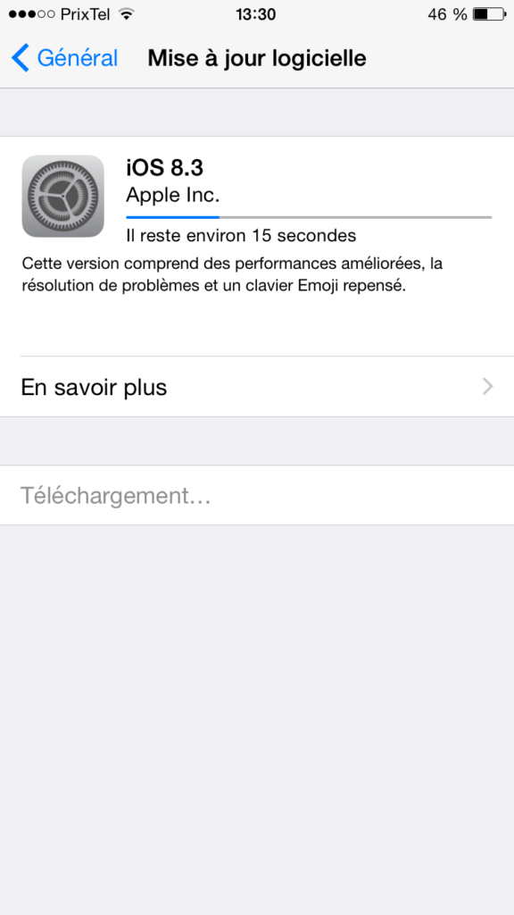 iOS 8.3 disponible para iPhone, iPad e iPod 2