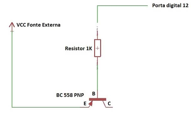 Arduino Uno - Clase 11 - Disparando una carga con el uso de un relé - parte 2 12