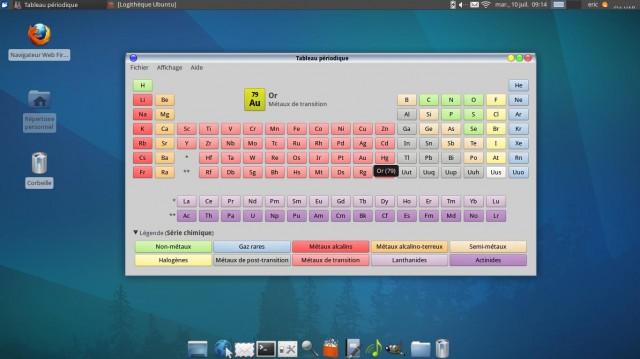 Química y Linux 1