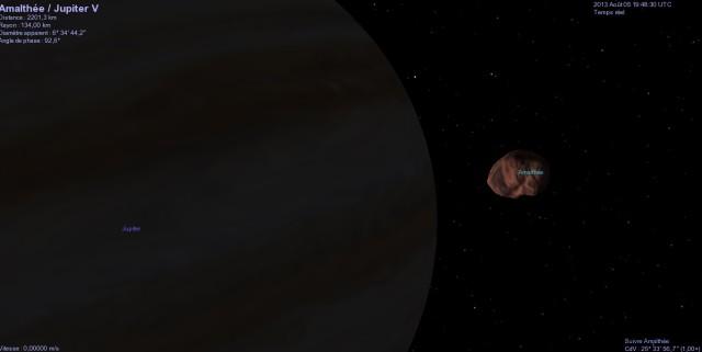 Celestia, mira los planetas un poco más de cerca. 6