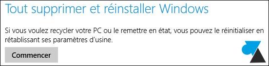 Windows 8.1: Recuperación y reinstalación del sistema 8