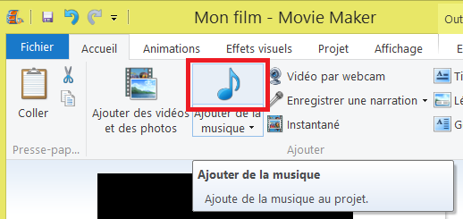 Edición de vídeo con Windows Movie Maker 12