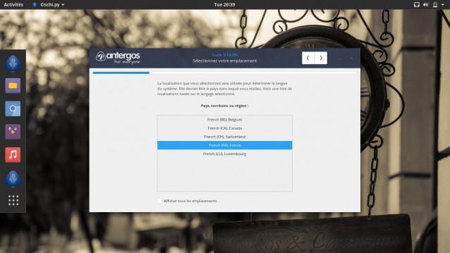 Instala Antergos 17.10 y elige tu entorno de escritorio 4