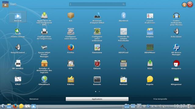 Distribuciones de Linux a granel 9