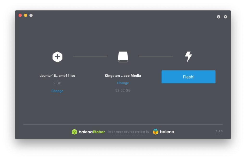 MacOS de arranque triple Mojave Windows 10 Linux 3