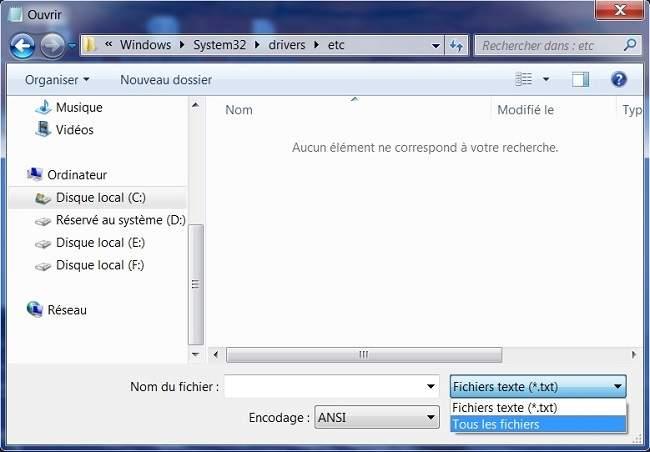 Cómo bloquear un sitio web sin software en Windows 6
