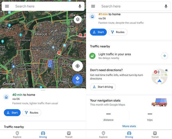 Google Maps puede estar al lado para recibir el nuevo Material Design 1