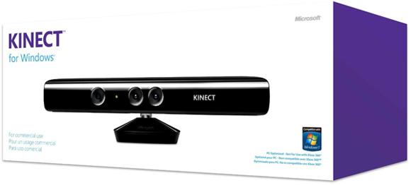 Kinect para Windows llega en junio al mercado brasileño