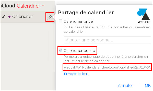 Transferir un calendario de iPhone a Android (Gmail) 2