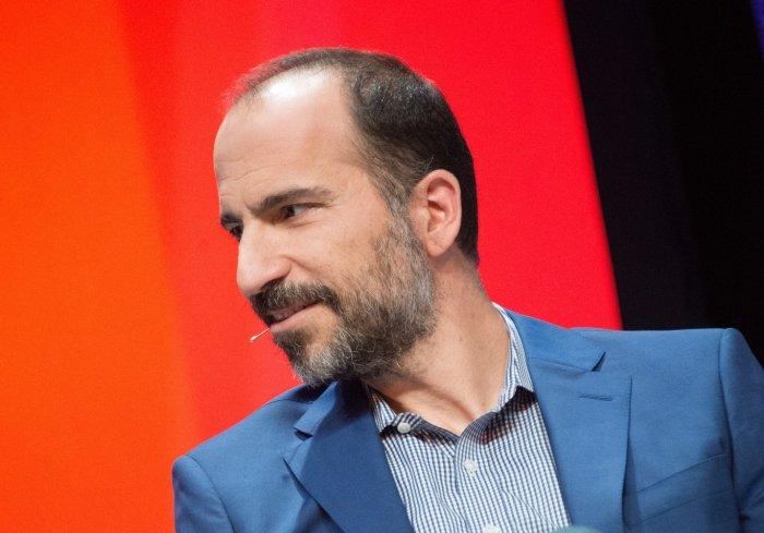 Uber quiere incluir los coches autónomos de Google en su flota