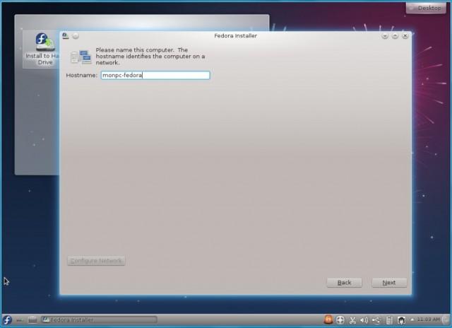 Fedora 17 KDE, instalación en un disco duro vacío 4