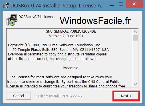 Windows 8: Juegos de DOS 4