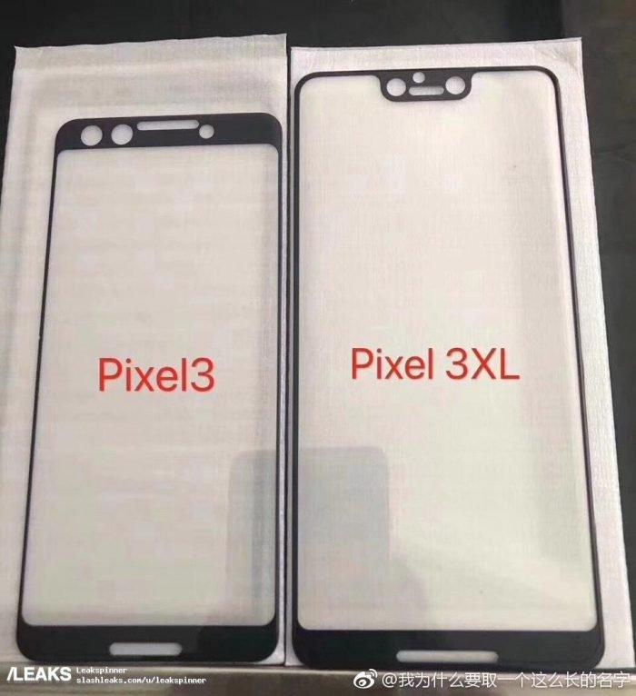 Próximo teléfono inteligente de Google debe tener muesca en la pantalla y doble cámara frontal 2
