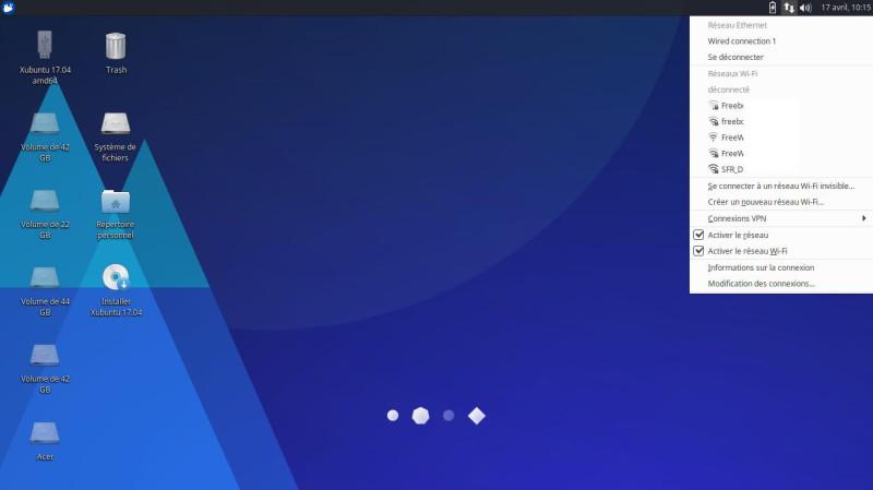 Xubuntu 17.04 para probar en una llave USB o DVD 4