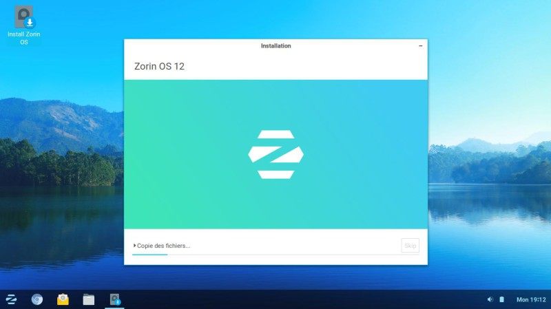 Cómo instalar Zorin OS junto a Windows 10 11
