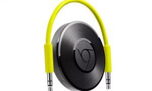 Google cancela la producción de Chromecast Audio