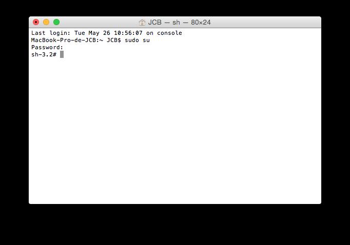 Memoria del MacBook: liberar y purgar la RAM 2
