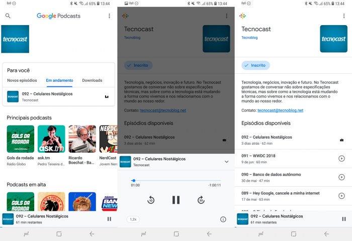 Google finalmente lanza una aplicación de podcast para Android 2
