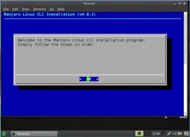 Manjaro, una distribución basada en ArchLinux 6