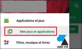 Android: desactivar la actualización automática de la aplicación 7