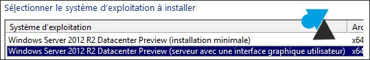 Descargar e instalar Windows Server 2012 R2 Preview 5