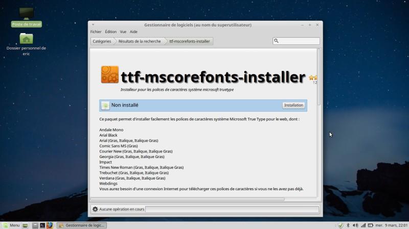 Uso de Linux Mint Mate 14
