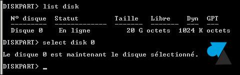 Instalar Windows 32 bits en un Bios UEFI 7