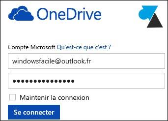 Conectar una unidad de red a una cuenta OneDrive / SkyDrive 2