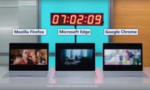 Microsoft Edge mantiene una visión similar a la de Chrome en la versión de prueba
