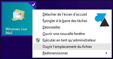Adición de accesos directos de programa en el escritorio de Windows 8 y 8.1 2