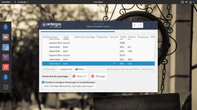 Instala Antergos 17.10 y elige tu entorno de escritorio 9