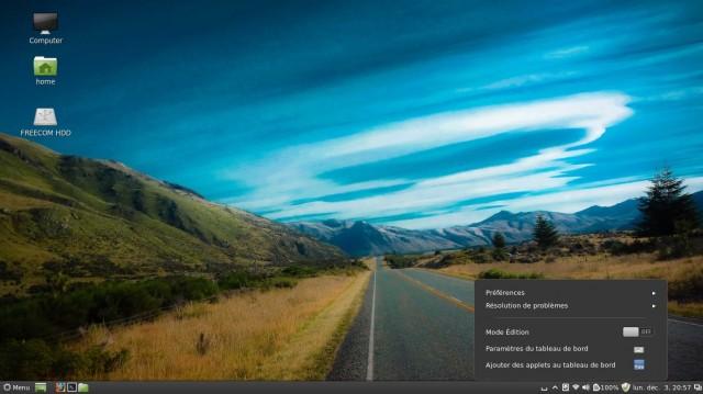 Linux Mint 14 Cinnamon, configuración rápida 1