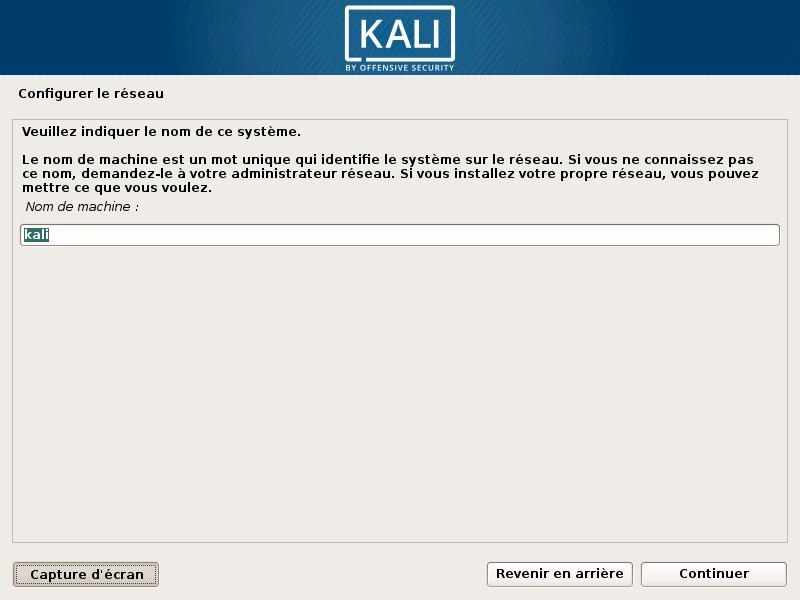 Cómo colocar Kali Linux en una llave USB o DVD 12