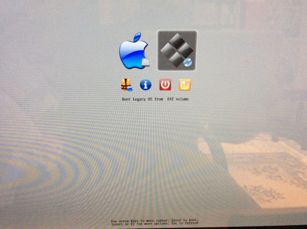 Cómo hacer un arranque dual Yosemite Linux 13