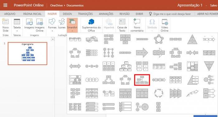 Cómo hacer un diagrama de flujo o un organigrama en PowerPoint 2