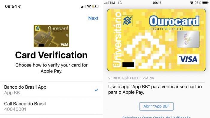 Apple Pay ya permite añadir tarjetas de crédito del Banco do Brasil