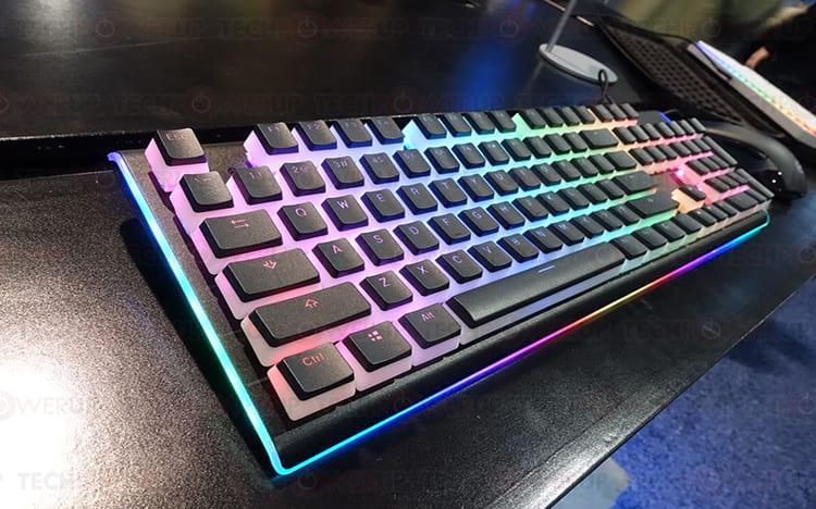 ¿Cuáles son los tipos de formatos de teclado? 3