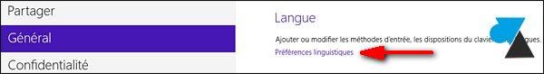 Cambio del idioma del teclado en Windows 3